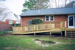 Independent Living - Build a wheelchair ramp