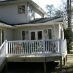 Adding a deck in Newport News